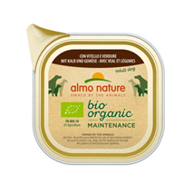 Almo Nature Bio Organic - teletina in zelenjava - 100 g