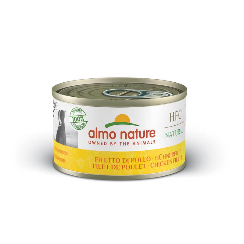 Almo Nature - piščančji file - 95 g