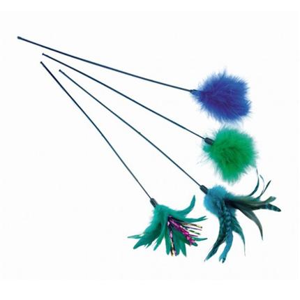 Nobby palica s peresi - 59 cm