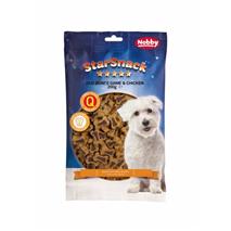 Nobby Starsnack Duo piškoti, divjačina in piščanec – 200 g