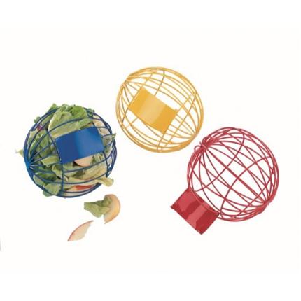 Nobby mrežasta krogla za hrano - 10 cm