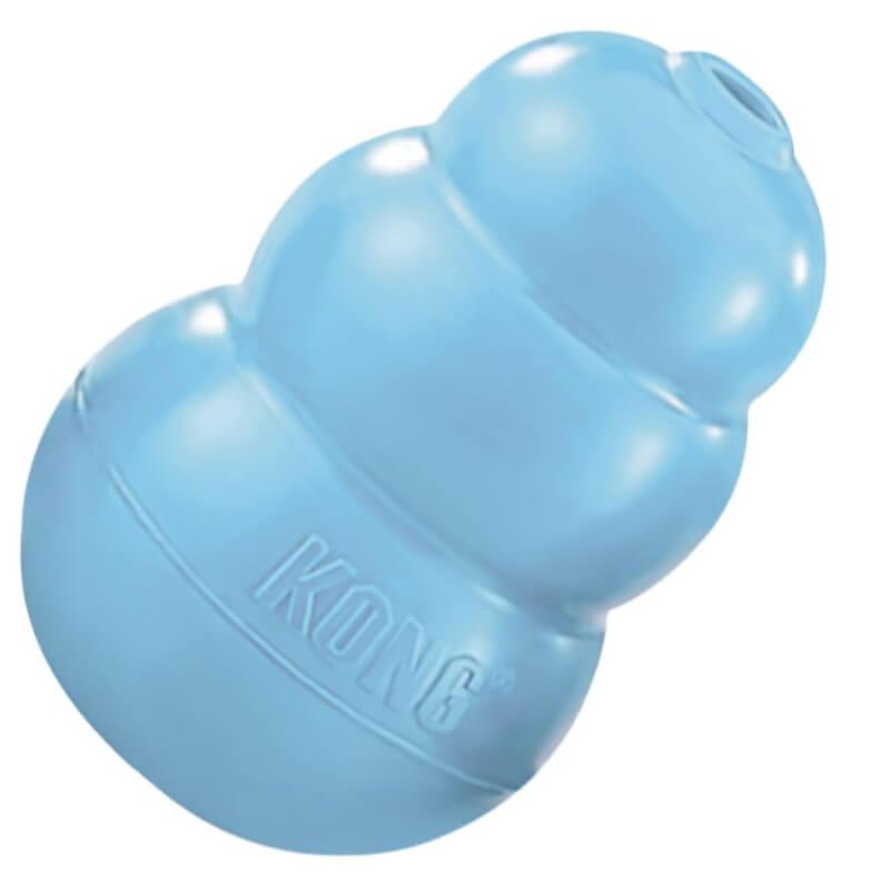 Kong Puppy gumijasta igrača, rdeča - Medium