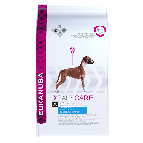 Eukanuba Sensitive Joints - piščanec - 12,5 kg