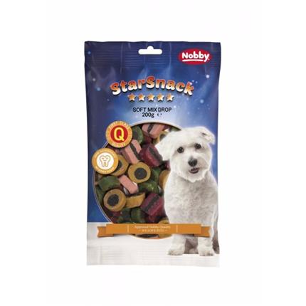 Nobby Starsnack mix mehkih priboljškov -200 g