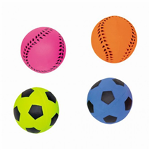 Nobby Moosgummi baseball žoga - 6 cm