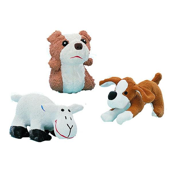 Nobby različne lateks igrače - 5-7 cm