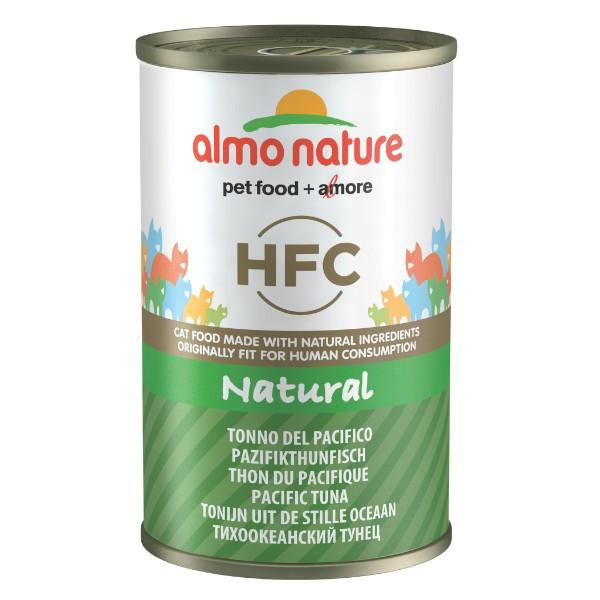 Almo Nature Classic – pacifiški tun – 140 g