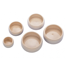 Nobby posoda keramika, bež - 0,25 l