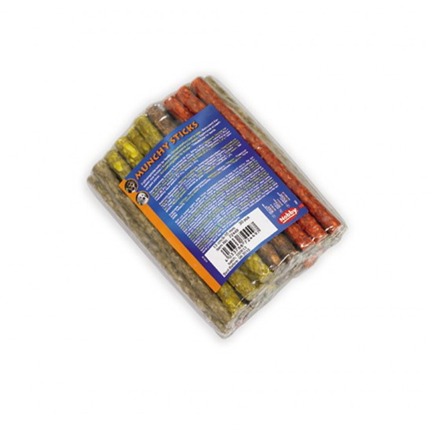 Nobby žvečilne palčke mix fi10 mm - 30kos