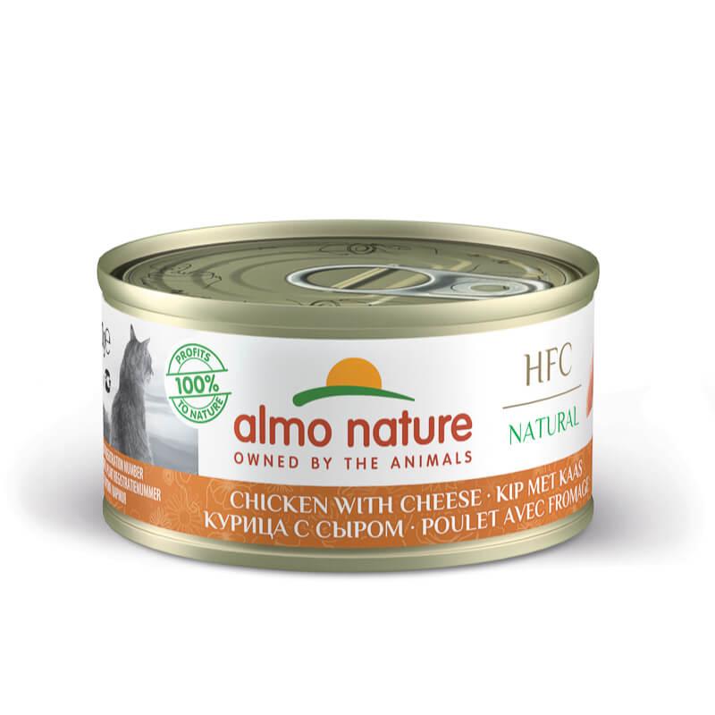 Almo Nature Legend – piščanec in sir – 70 g 70 g