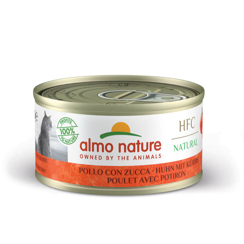 Almo Nature Legend – piščanec in bučke – 70 g