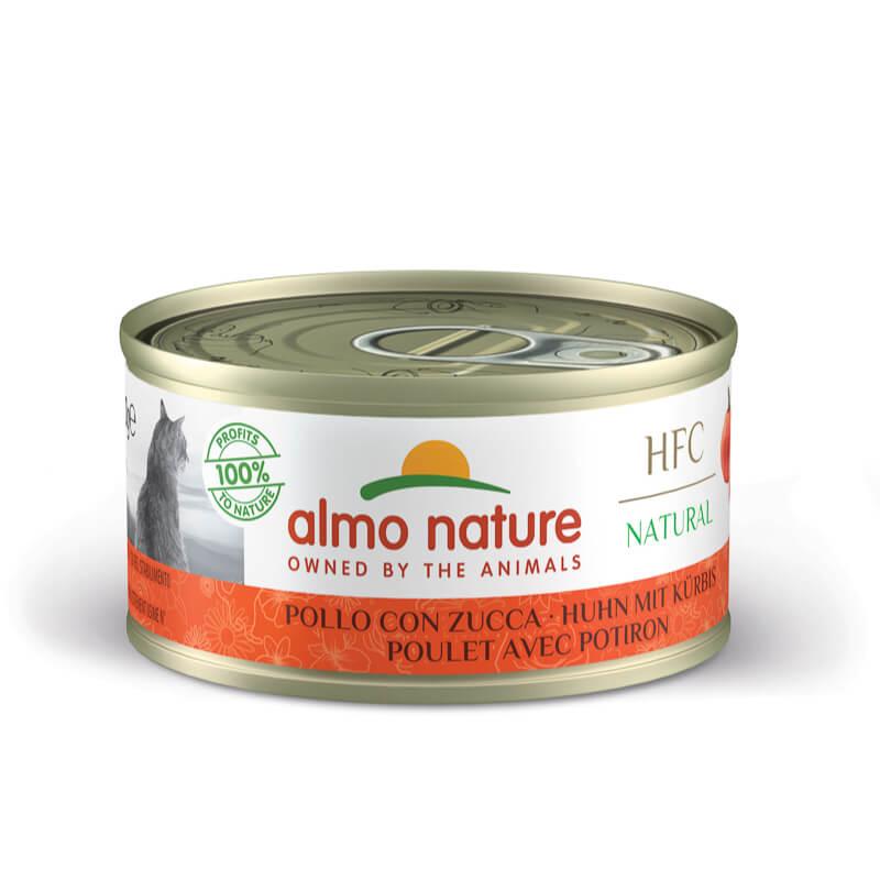 Almo Nature Legend – piščančnec in bučke – 70 g