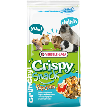 Versele-Laga Snack Crispy Popcorn - 650 g