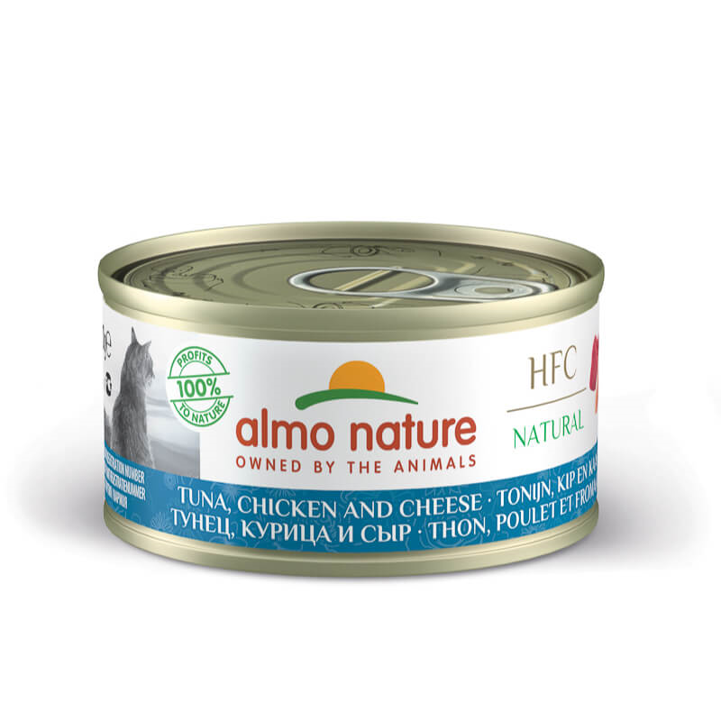 Almo Nature Legend – tuna, piščanec in sir – 70 g 70 g