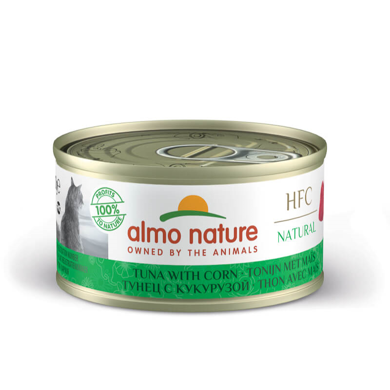 Almo Nature Legend – tuna in koruza– 70 g