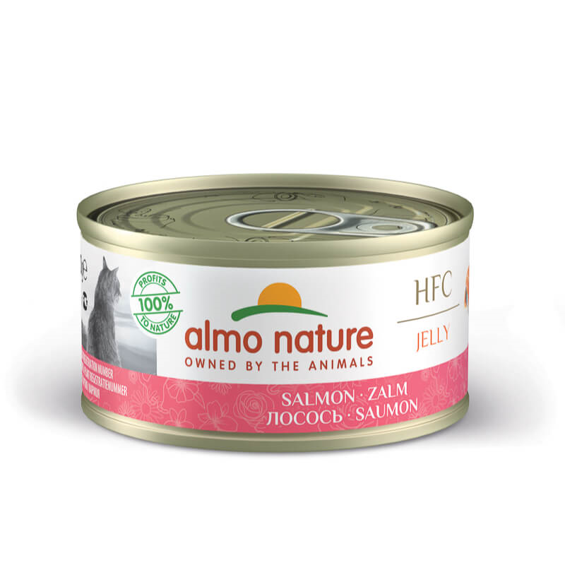 Almo Nature Legend – losos– 70 g
