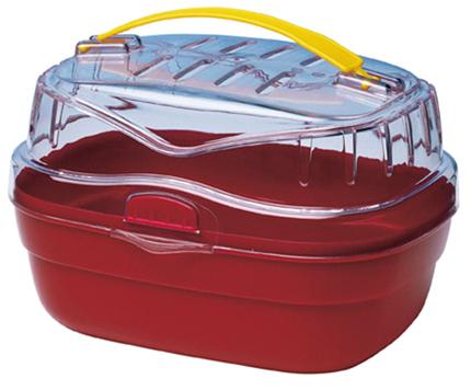 Ferplast transportni kovček Aladino za prenos glodavcev – 20 x 16 x 13,5 cm