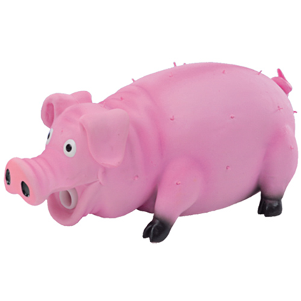 Nobby kruleči pujs, roza - 15 cm