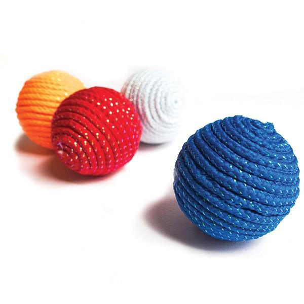 Nobby žoga iz vrvi - 4,5 cm