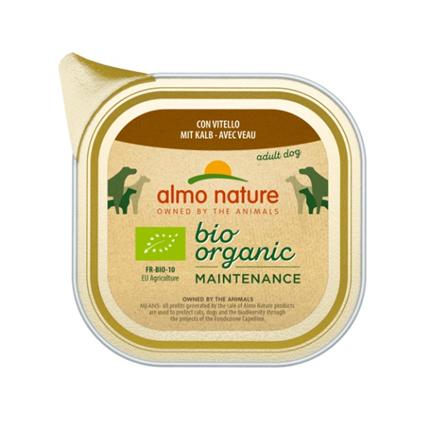 Almo Nature Bio Organic - teletina - 100 g