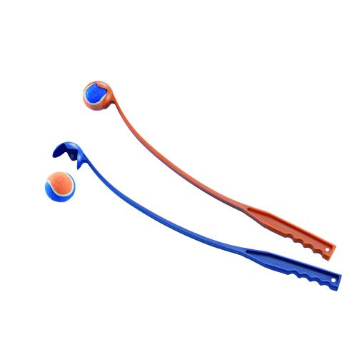 Nobby metalec tenis žog - 65 cm