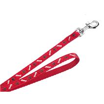 Nobby povodec Mini, 10 mm / 120 cm – rdeč