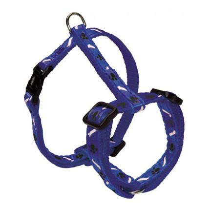 Nobby oprsnica Mini, 10 mm / 20-35 cm – modra