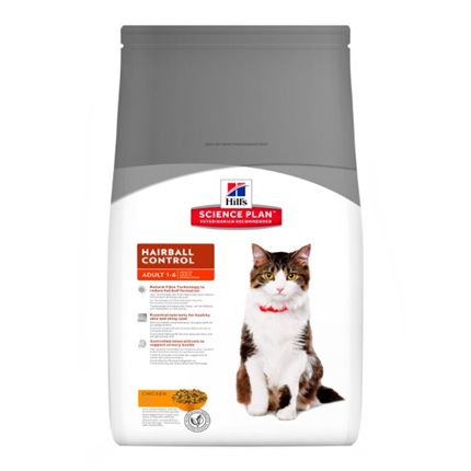 Hill's Adult Hairball Control - 1,5 kg
