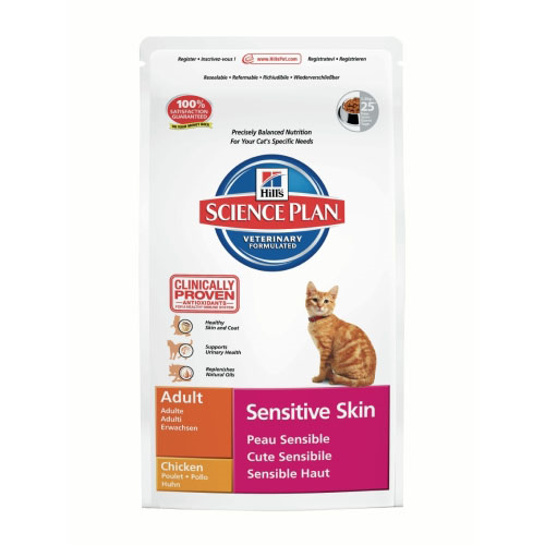 Hill's Adult Sensitive Skin - 1,5 kg