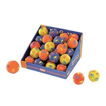 Nobby teniška žoga s tačkami - 6,5 cm