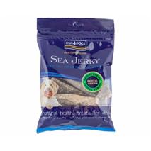 Fish4Dogs Sea Jerky, trakovi - 100 g