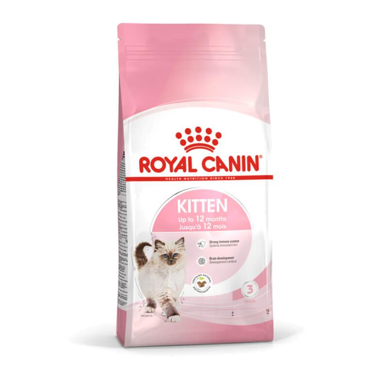 Royal Canin Kitten - perutnina - 10 kg