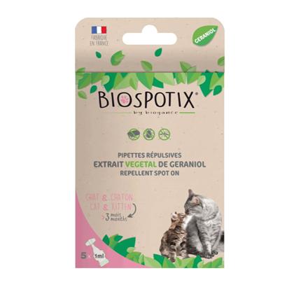 Biospotix ampule za mačke 5/1