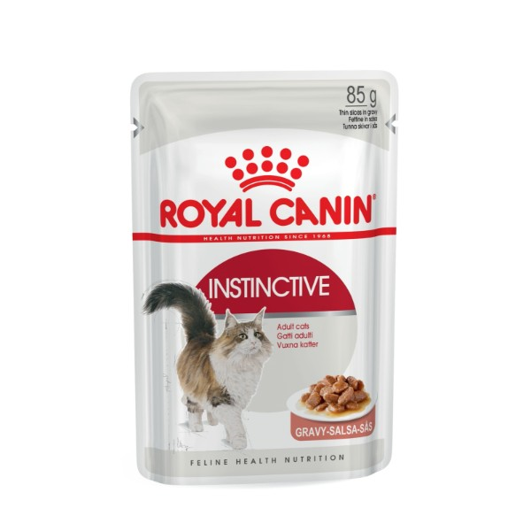 Royal Canin Adult Instinctive- omaka- 85 g