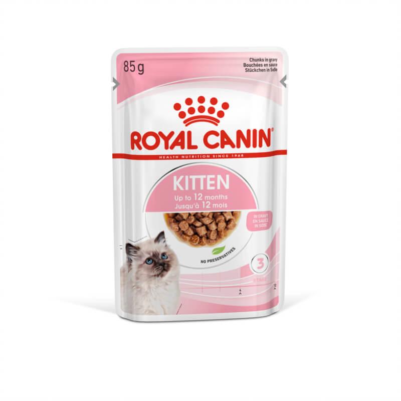 Royal Canin Kitten Instictive - omaka- 85 g