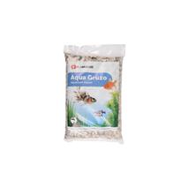 Flamingo akvarijski pesek, svetli - 8-16 mm / 10 kg