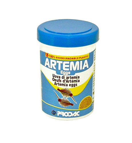 PRODAC ARTEMIA EGGS 50 ml 15 gr