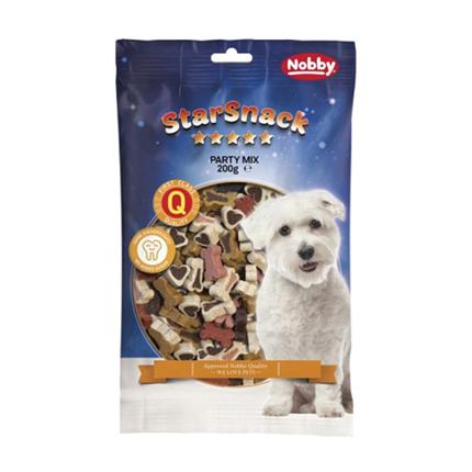 Nobby Starsnack Party Mix prigrizki – 200 g