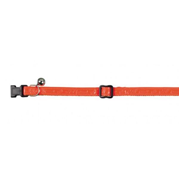 Nobby ovratnica za muce Neon, oranžna