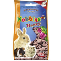 Nobby Nobbits draže Berry - 75 g