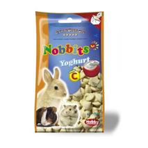 Nobby Nobbits draže jogurt - 75 g