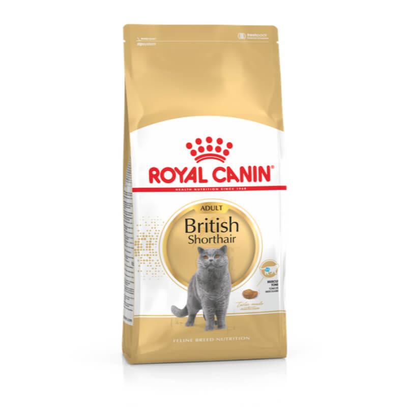 Royal Canin Adult Britanka - perutnina - 2 kg