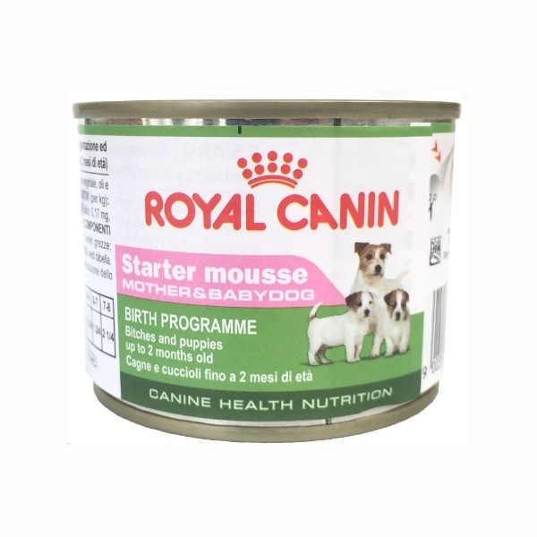 Royal Canin Starter Mousse - 195 g
