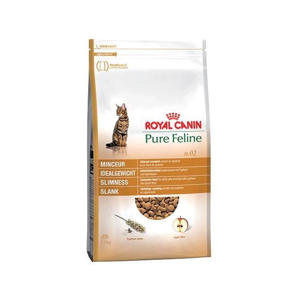 Royal Canin Pure Feline Slimness - perutnina - 1,5 kg