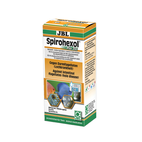 JBL SPIROHEXOL PLUS 250 100ml