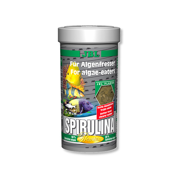 JBL Spirulina - 250 ml