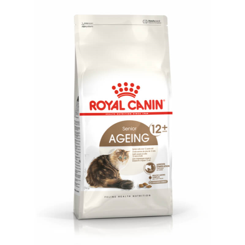 Royal Canin Senior 12+ - perutnina - 400 g