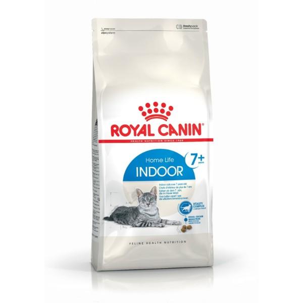Royal Canin Senior Indoor - perutnina - 400 g