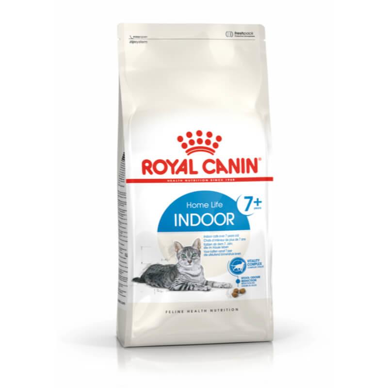 Royal Canin Senior Indoor - perutnina - 1,5 kg