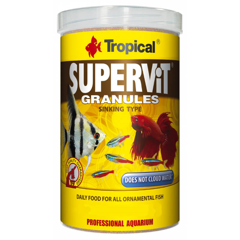Tropical Supervit granulat - 100 ml / 55 g
